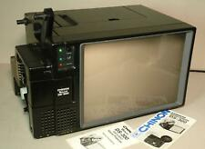 Chinon DS-300 Super 8 Sound Sonore Cine Film Projector + Built-in Display Screen