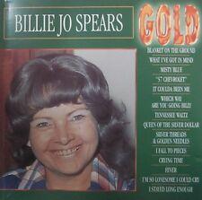 BILLIE JO SPEARS - GOLD - CD