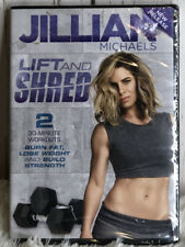 Jillian Michaels Lift And Shred 2 - 30 Minute Workouts Burn Fat Lose Weight