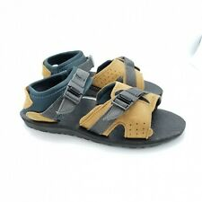 G H Bass Mens Size 10 Suede Comfort Hiking Sandals