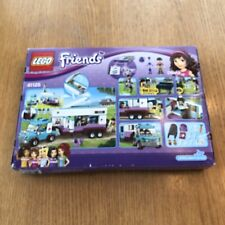 Lego Friends Horse Vet  Trailer 41125 New/sealed