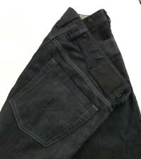 Diesel Zatiny Mens Dark Wash Jeans Regular Bootcut Sz 34x34 (Measures 36x35)