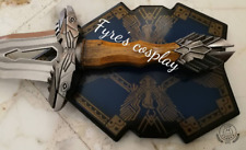 Thorin regal sword lord of the Rings fantasy with wallplaque