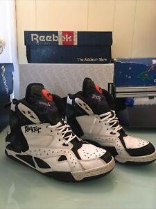 Reebok pump blacktop battleground Sz 12 Good Condition