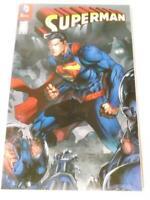 NEUE DC UNIVERSUM SUPERMAN Heft # 1 Variant A Zustand 1