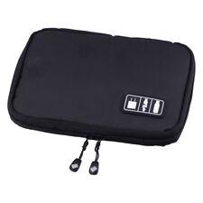 Nylon Electronic Accessories Storage Bag Organizer Case