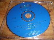 Scarfo - Luxury Plane Crash (4 Track Promo CD)