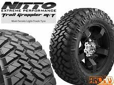 NITTO TRAIL GRAPPLER 35 X 12.5 X R17 PREMIUM MUD TERRAIN TYRE - PICKUP BAYSWATER