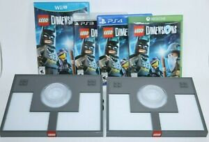 LEGO DIMENSIONS GAME OR PORTAL BASE for Xbox 360 Xbox One Wii Wii U PS3 PS4