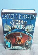 A Storm Of Swords (Book 3, Game Of Thrones) George R R Martin, 1st Edition, 2nd.