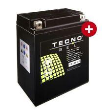 Motorrad TECNO Gel Batterie YB14L-A2 für Ducati Indiana 650, Indiana 750