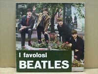 The Beatles ‎- I Favolosi Beatles - LP - MONO - 1° STAMPA INDACO - PARLOPHON 64