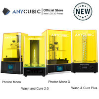 ANYCUBIC Photon Mono / Mono X High Speed Resin 3D Printer Large Build Volume TFT