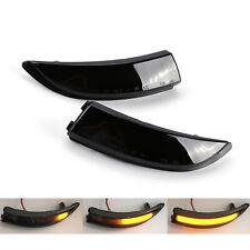 2x Dynamic Turn Signal Light LED Wing Mirror Indicator For FORD FIESTA MK7 B-MAX