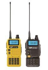 CRT fp 00 doble banda VHF/UHF Auricular 5 W 10 W 144 440 Negro
