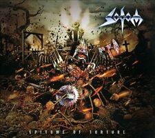 Sodom Epitome of Torture Limited Edition CD w/ Poster + Bonus Tracks HTF!