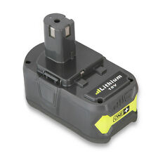 18V 5000mAh batteryfor Ryobi BPL-1815 BPL-1820G BPL18151 BPL1820 BID1821 BIW180