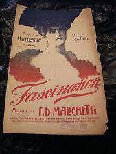 Fascino Di Partizione FD Marchetti 1905