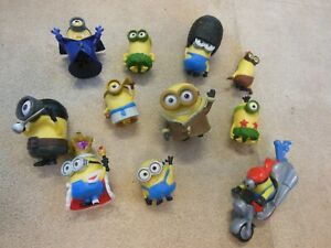 minions figures bundle  3cm height