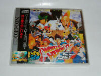 NEO GEO    World Heroes 2 JET  Compact disk  CD Video game New Japan G21