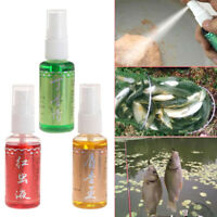 Carp Fishing Bait Spray Attractant Smell Additive Flavor Liquid Concentrate FF