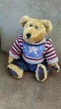 Boyds Bears Eddie Beanberger #9119
