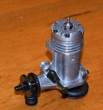 1958 Fox 35 Stunt model airplane engine vintage .35 control line glow motor 35