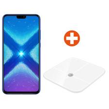 Honor 8x 64 GB blau dual SIM
