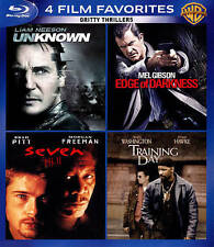 4 Film Favorites Gritty Thrillers BLU-RAY DVD Brand New! Sale$ $6.99 F/Ship!