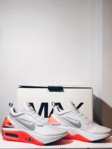 Nike Adapt Auto Max Pure Platinum (Infrared) Size 9