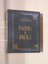 PADRI E FIGLI Ivan Turgheniev Peruzzo La mini biblioteca Peruzzo 2003 Romanzo di
