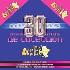Angeles Azules : Mas 30 Albums De Coleccion CD