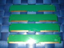 6 Dell RDRAM terminators (or dummy) for filling unused RDRAM slots.