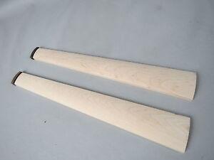 2pcs  Baroque style  maple wood cello round  fingerboard 4/4 cello fretboard