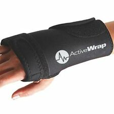 ActiveWrap Thermal Therapy Wrist Wrap Hot Heat Ice Cold Pack Carpal Tunnel