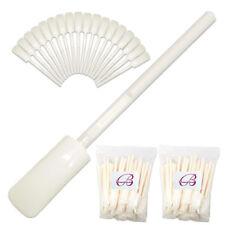 100pcs Beauticom Refill Natural Plastic Extra Nail Art Color Display Tip Sticks