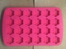 24 Mini muffin Soap Bath Bomb Silicone Mold Supplies
