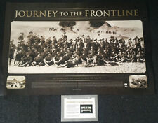 JOURNEY TO THE FRONTLINE - ANZAC GALLIPOLI LIMITED MILITARY WORLD WAR 1 PRINT