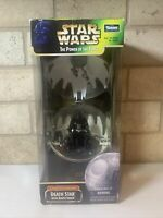 STAR WARS POTF 1998 DEATH STAR with DARTH VADER