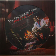 Nat King Cole - The Christmas Song LP limited 180g picture disc vinyl