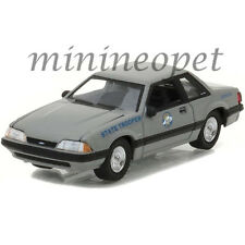 GREENLIGHT 42800 C 1991 FORD MUSTANG KENTUCKY STATE TROOPER POLICE CAR 1/64 GREY