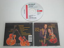 CHET ATKINS AND MARK KNOPFLER/NECK AND NECK (COLUMBIA 467435 2) CD ALBUM