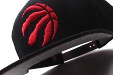 Toronto Raptors Mitchell & Ness (VU44Z FAS 5RAPTO) Melton Proper Snapback Hat