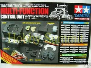 Tamiya 1/14  MULTI FUNCTION CONTROL  MFC-01  R/C Tractor Truck  Hauler  # 56511