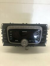 FORD FOCUS RS DAB SONY 6 DISC CD RADIO STEREO HEAD UNIT 8S7T18C939ME
