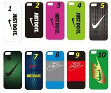New Branded NIKE Official Case For iPhone 5/5S/SE & 6/6S & 7 - Choose your cover