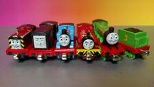 THOMAS VICTOR DIESEL SALTY HENRY  - Thomas Metal Diecast Take Along Train Lot
