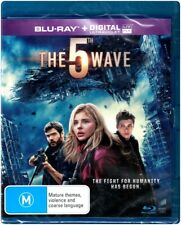 """THE 5th WAVE"" Blu-ray + Digital UV - Region Free [A,B,C] NEW"