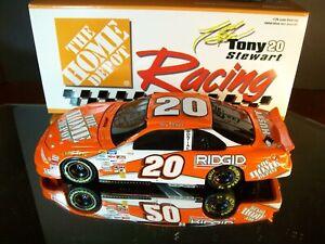 Tony Stewart #20 The Home Depot Rigid Rookie 1999 Pontiac Grand Prix BWC