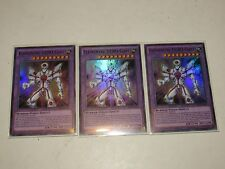 Yu-Gi-Oh! Elemental hero core x3 SHVI-ENSE2 Mint